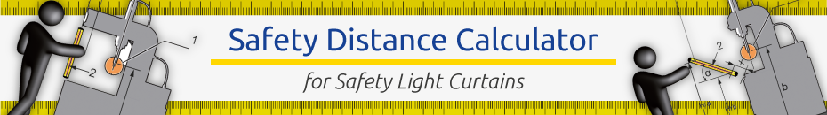 Safety Distance Calculator